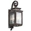 Kichler Wiscombe Park 1 Light Outdoor Wall Lantern