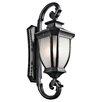 Kichler Salisbury 4 Light Outdoor Wall Lantern