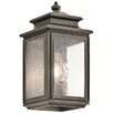 Kichler Wiscombe Park 1 Light Outdoor Flush Mount
