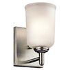 Kichler Shailene 1 Light Wall Sconce