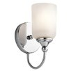 Kichler Lilah 1 Light Wall Sconce
