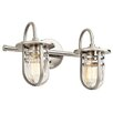 Kichler Caparros 2 Light Wall Mount Bathroom Light