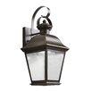 Kichler Mount Vernon 1 Light Outdoor Wall Lantern