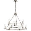 Kichler 9 Light Candle Chandelier