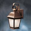 Kichler Outdoor 1 Light Wall Lantern