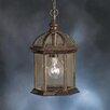 Kichler New Street 1 Light Outdoor Hanging Lantern