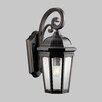 Kichler Courtyard 1 Light Outdoor Wall Lantern