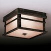 Kichler Cross Creek 2 Light Flush Mount