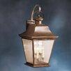 Kichler Mount Vernon 6 Light Outdoor Wall Lantern