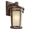 Kichler Atwood 1 Light Outdoor Wall Lantern