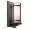 Kichler Camden 3 Light Wall Lantern