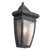Kichler Venetian Rain 1 Light Outdoor Flush Mount
