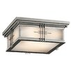 Kichler Portman Square Flush Mount
