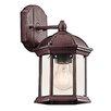 Kichler New Street USA 1 Light Outdoor Wall Lantern