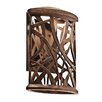 Kichler Maya Palm 1 Light Outdoor Flush Mount