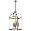 Kichler Larkin 6 Light Candle Chandelier
