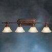 Kichler Broadview 4 Light Vanity Light