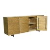 Jeffan Horizon Teak Wood Sideboard