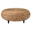 Jeffan Riau Round Abaca Coffee Table