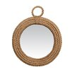 Jeffan Aspen Oval Mirror