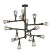 Troy Lighting Conduit 16 Light Chandelier