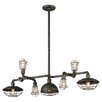 Troy Lighting Conduit 7 Light Kitchen Island Pendant