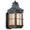 Troy Lighting Dover 1 Light Outdoor Wall Lantern