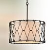 Troy Lighting Buxton 6 Light Drum Pendant