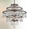 Troy Lighting Meritage 9 Light Crystal Pendant