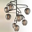 Troy Lighting Odyssey 9 Light Cascade Pendant