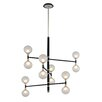 Troy Lighting Andromeda 12 Light Cascade Pendant