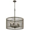 Troy Lighting Village Tavern 6 Light Drum Pendant