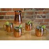 William Sheppee Connaught Moscow Mule Mug (Set of 4)