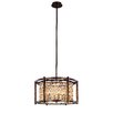 Corbett Lighting Karma 6 Light Drum Pendant
