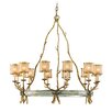Corbett Lighting Parc Royale 12 Light Chandelier