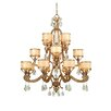 Corbett Lighting Roma 16 Light Chandelier