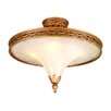Corbett Lighting Tivoli Semi Flush Mount