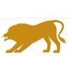 Danese Milano Seria della Natura Il Leone--Lion 1965 Silkscreen Graphic Art
