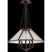 Quorum Vanguard 5 Light Chandelier