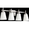Quorum Friedman 4 Light Vanity Light