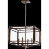 Quorum Kaufmann 4 Light Candle Chandelier