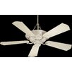 "Quorum 56"" Salon 5 Blade Ceiling Fan with Remote"