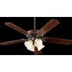 Quorum Capri VII 5 Blade Ceiling Fan