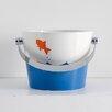 Scarabeo by Nameeks Bucket Ceramic Bathroom Sink