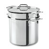 All-Clad 8 Qt. Multi-Cooker with Lid