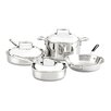 All-Clad D7 Stainless Steel 4 Piece Cookware Set