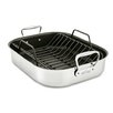 "All-Clad 13"" Large Non-Stick Roaster with Rack"
