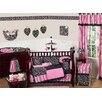 Sweet Jojo Designs Madison 9 Piece Crib Bedding Set
