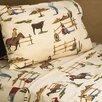 Sweet Jojo Designs Wild West Cowboy 4 Piece 100% Cotton Sheet Set