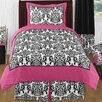 Sweet Jojo Designs Isabella 4 Piece Twin Bedding Set